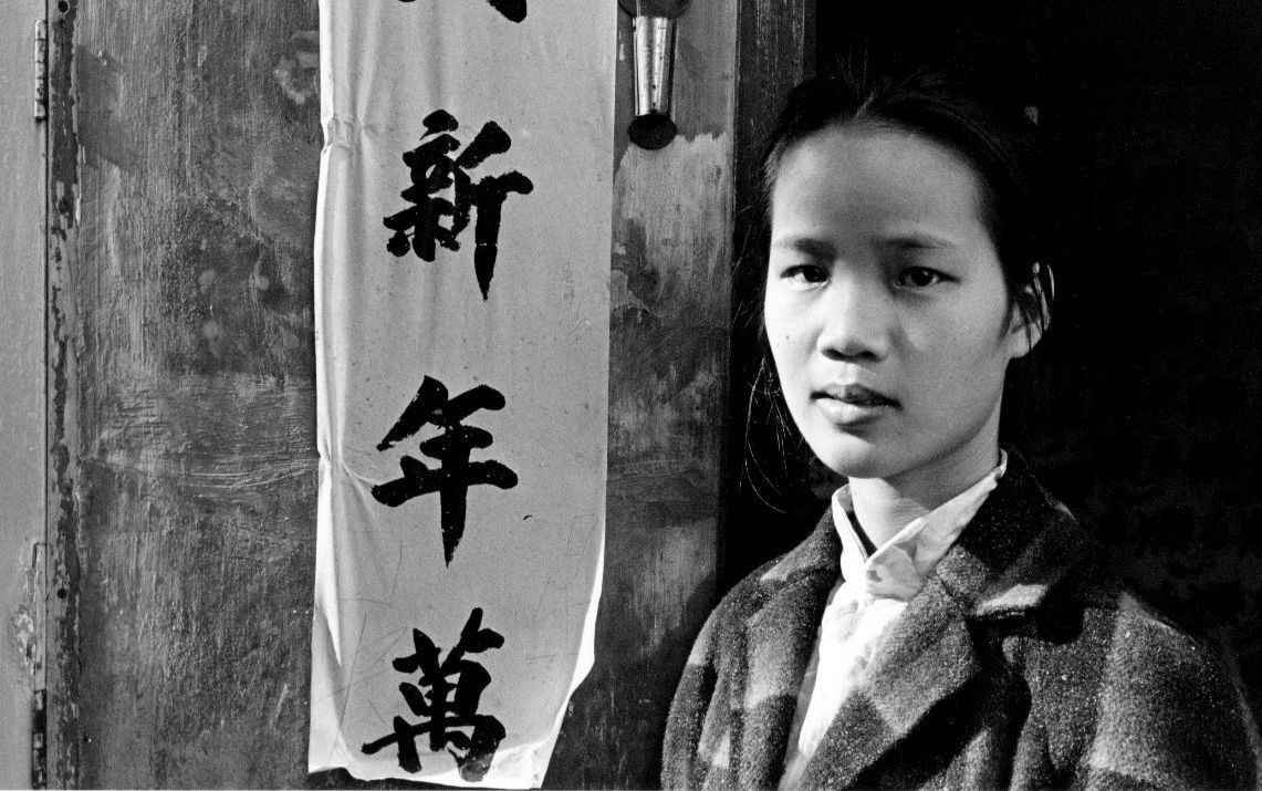 Jeune-chinoise