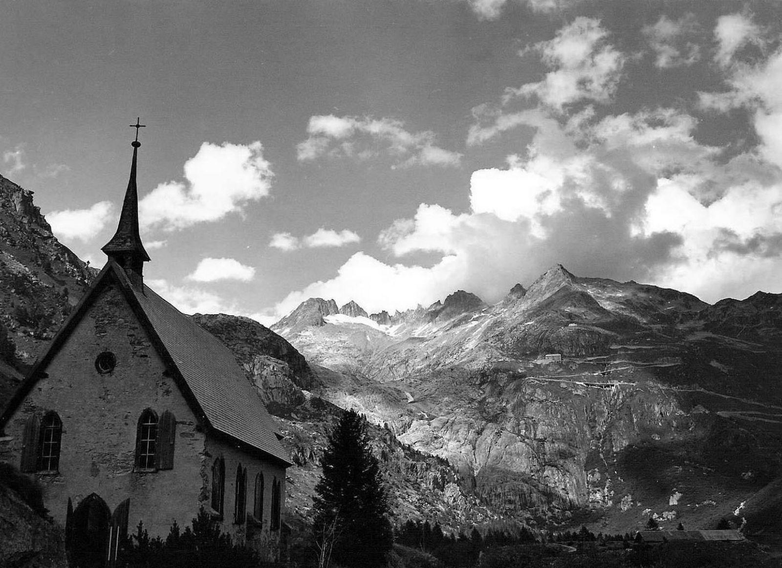 Glacier-du-Rhone